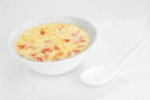 B-3 Saldžiai aštriarūgštė kiaušinių sriuba