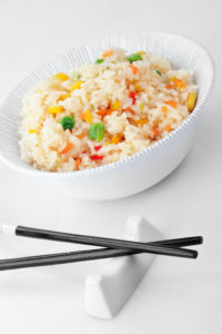 R-2 Virti apkepti ryžiai su daržovėmis