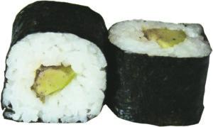 S2. Avokado Maki