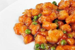 V-10 Vyšnių formos vištiena